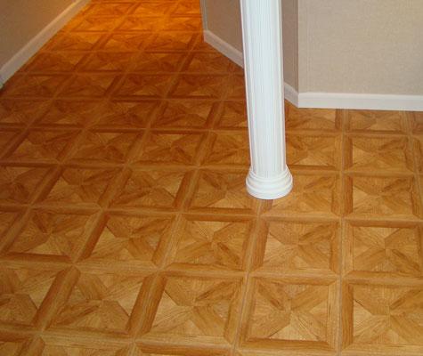 waterproof parquet flooring